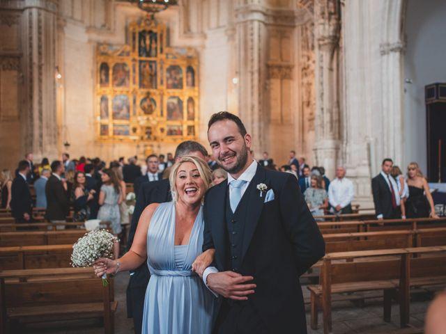 La boda de Roberto y Holly en Toledo, Toledo 164