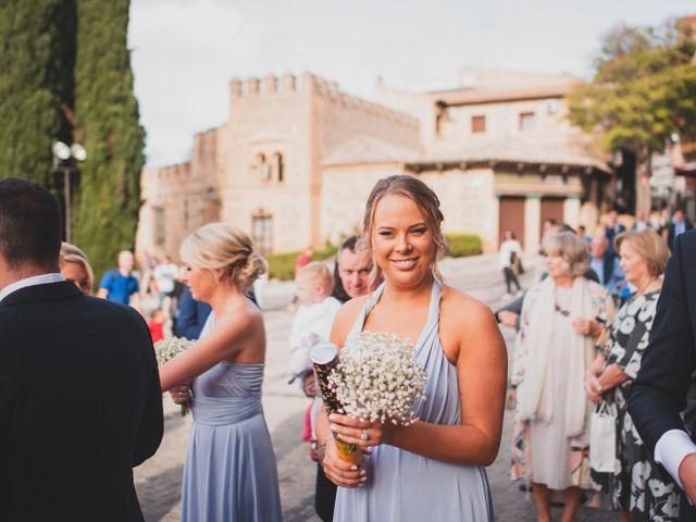 La boda de Roberto y Holly en Toledo, Toledo 167