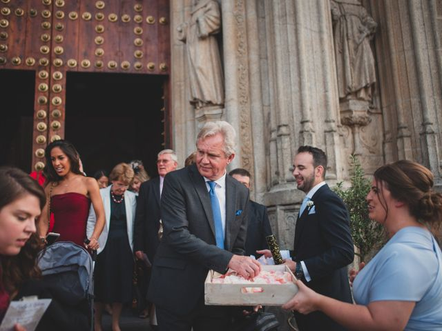 La boda de Roberto y Holly en Toledo, Toledo 168