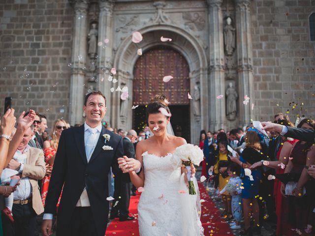 La boda de Roberto y Holly en Toledo, Toledo 175