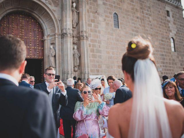 La boda de Roberto y Holly en Toledo, Toledo 177