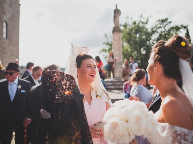 La boda de Roberto y Holly en Toledo, Toledo 180