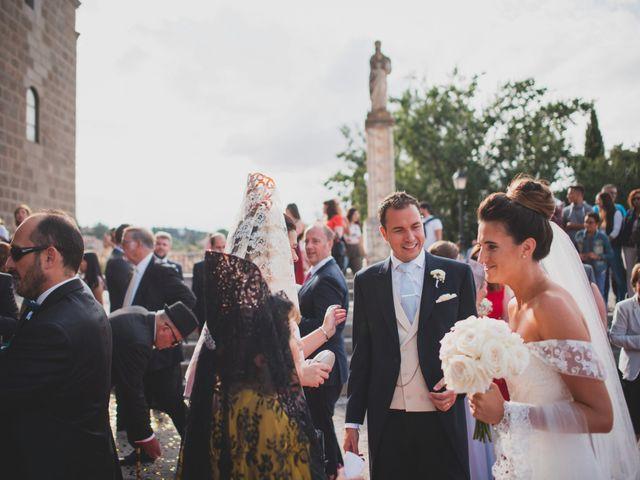 La boda de Roberto y Holly en Toledo, Toledo 181