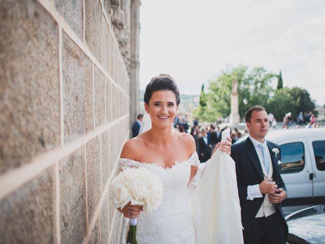 La boda de Roberto y Holly en Toledo, Toledo 192