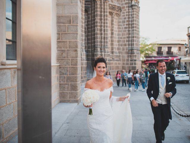 La boda de Roberto y Holly en Toledo, Toledo 193