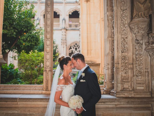La boda de Roberto y Holly en Toledo, Toledo 196
