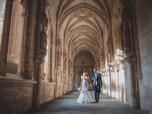 La boda de Roberto y Holly en Toledo, Toledo 204