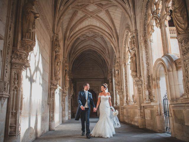 La boda de Roberto y Holly en Toledo, Toledo 207