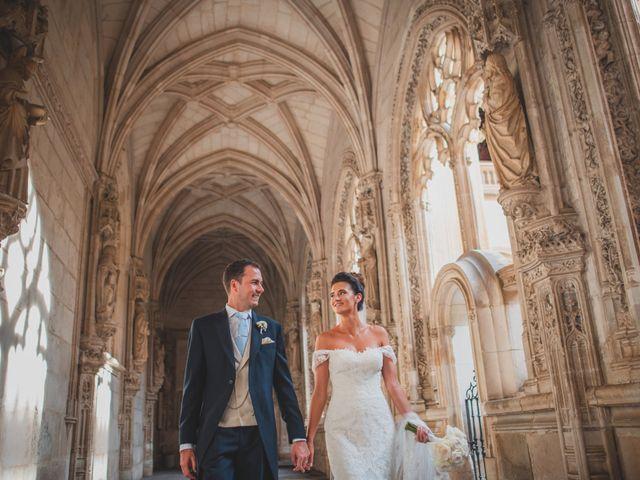La boda de Roberto y Holly en Toledo, Toledo 208