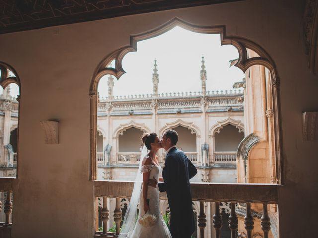 La boda de Roberto y Holly en Toledo, Toledo 209