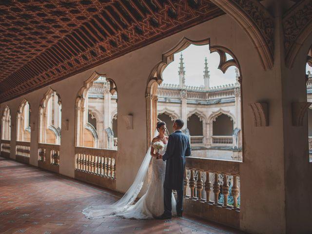 La boda de Roberto y Holly en Toledo, Toledo 210