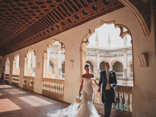 La boda de Roberto y Holly en Toledo, Toledo 211