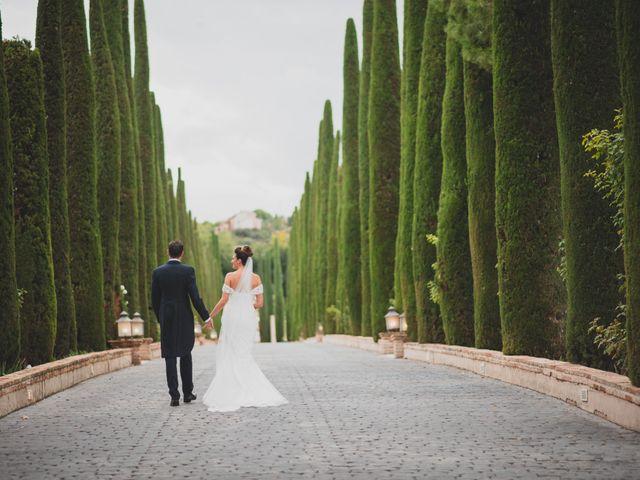 La boda de Roberto y Holly en Toledo, Toledo 217