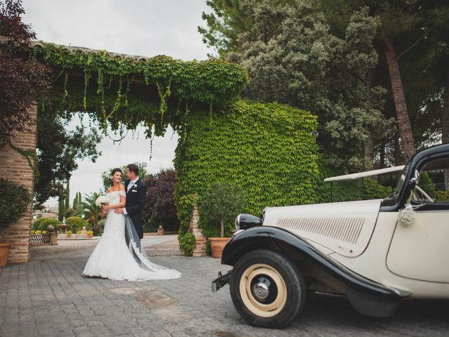 La boda de Roberto y Holly en Toledo, Toledo 222