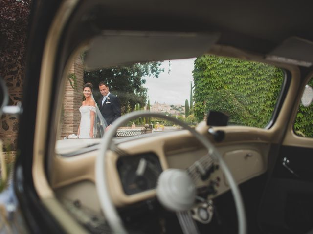 La boda de Roberto y Holly en Toledo, Toledo 224