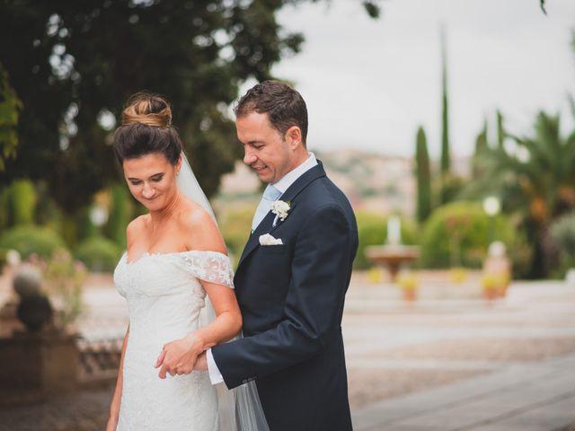 La boda de Roberto y Holly en Toledo, Toledo 225