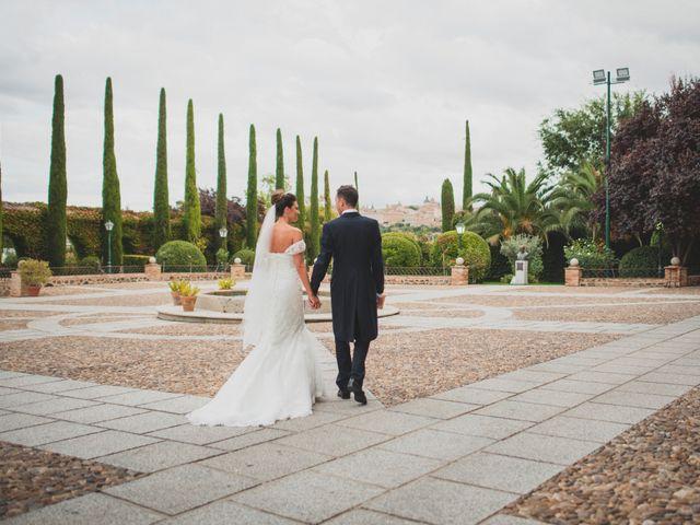 La boda de Roberto y Holly en Toledo, Toledo 226