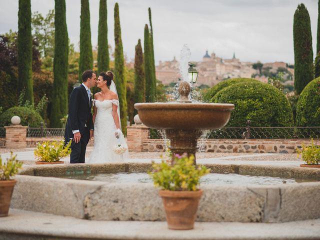 La boda de Roberto y Holly en Toledo, Toledo 227