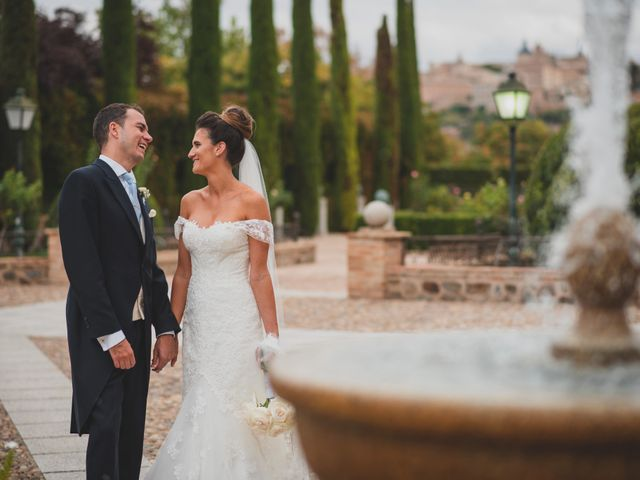 La boda de Roberto y Holly en Toledo, Toledo 228