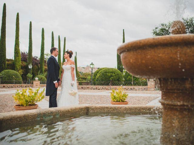 La boda de Roberto y Holly en Toledo, Toledo 229