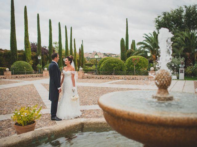 La boda de Roberto y Holly en Toledo, Toledo 230