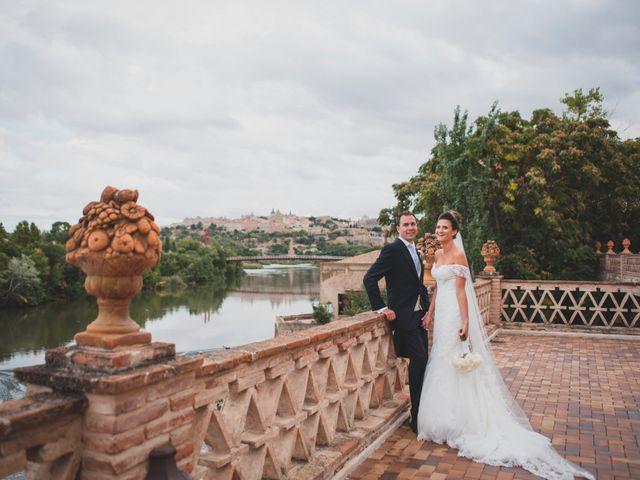 La boda de Roberto y Holly en Toledo, Toledo 233