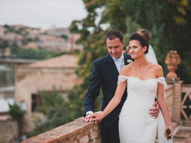 La boda de Roberto y Holly en Toledo, Toledo 234