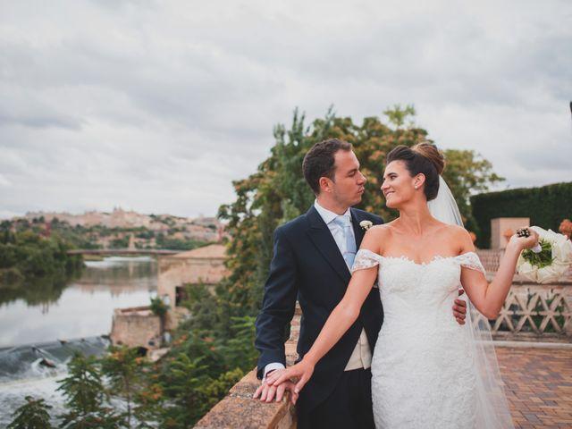 La boda de Roberto y Holly en Toledo, Toledo 237