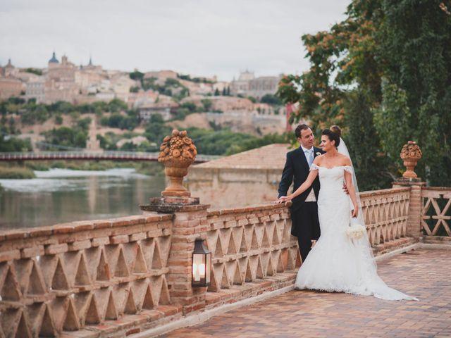 La boda de Roberto y Holly en Toledo, Toledo 238
