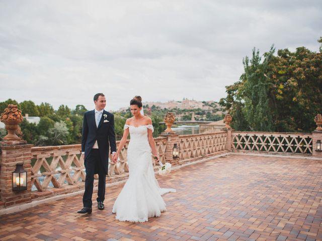 La boda de Roberto y Holly en Toledo, Toledo 239