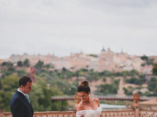 La boda de Roberto y Holly en Toledo, Toledo 242