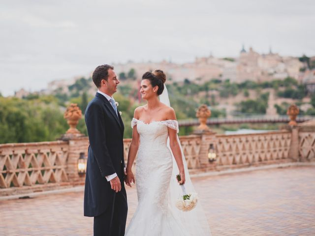 La boda de Roberto y Holly en Toledo, Toledo 243