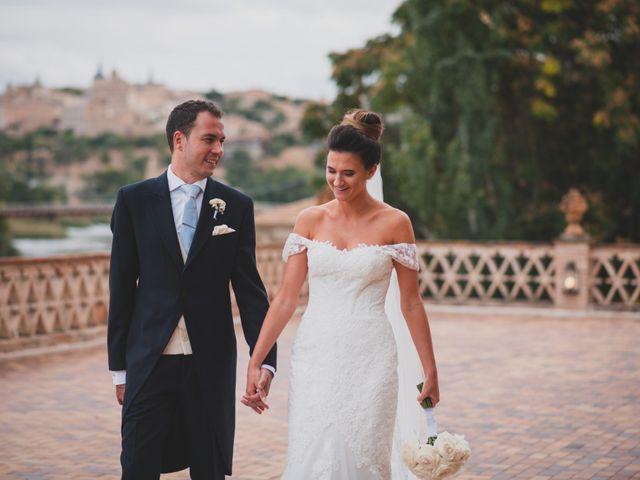 La boda de Roberto y Holly en Toledo, Toledo 244