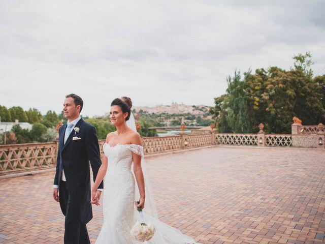 La boda de Roberto y Holly en Toledo, Toledo 245