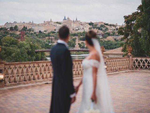 La boda de Roberto y Holly en Toledo, Toledo 247