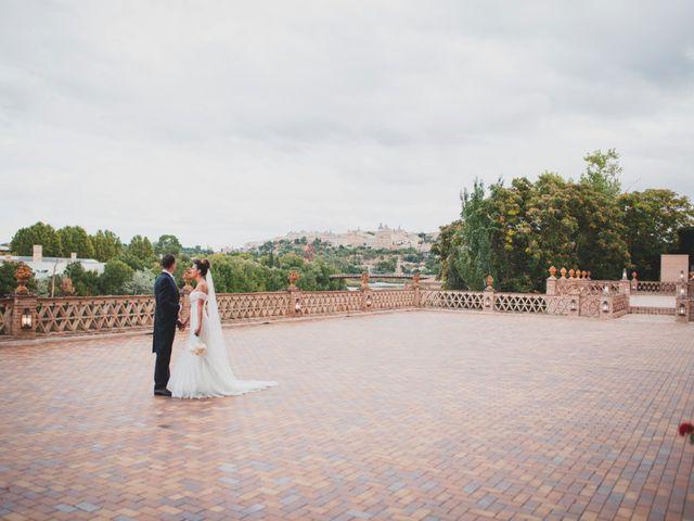 La boda de Roberto y Holly en Toledo, Toledo 248