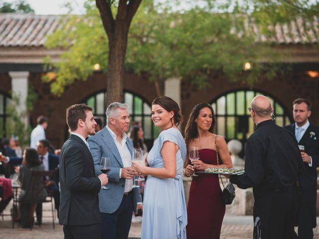 La boda de Roberto y Holly en Toledo, Toledo 251