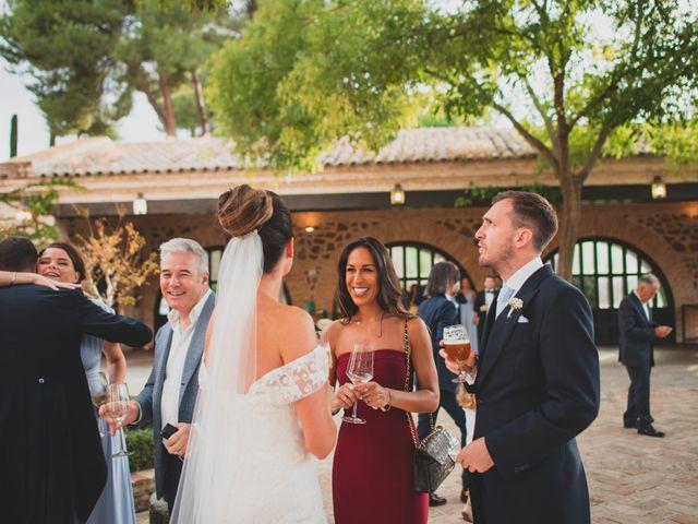 La boda de Roberto y Holly en Toledo, Toledo 254