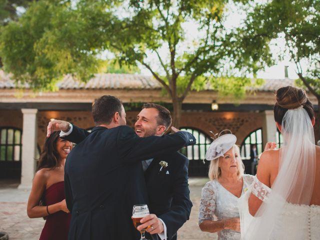 La boda de Roberto y Holly en Toledo, Toledo 255