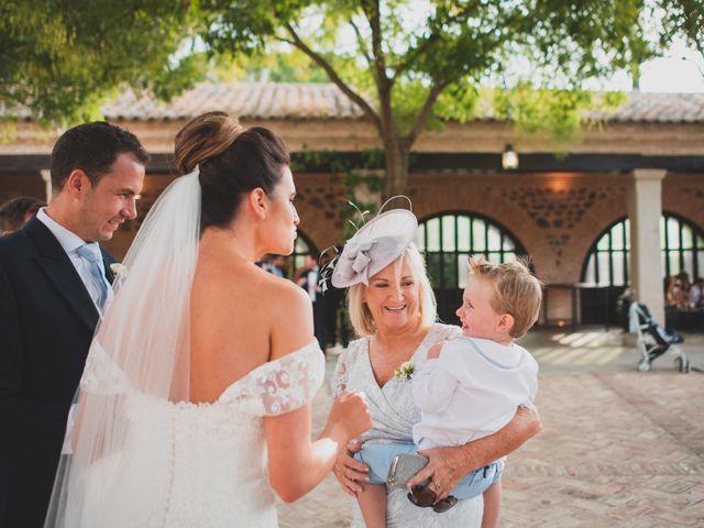 La boda de Roberto y Holly en Toledo, Toledo 256