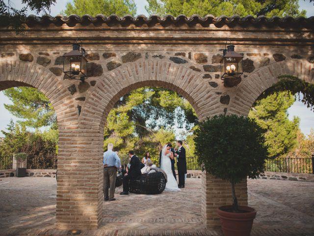 La boda de Roberto y Holly en Toledo, Toledo 274