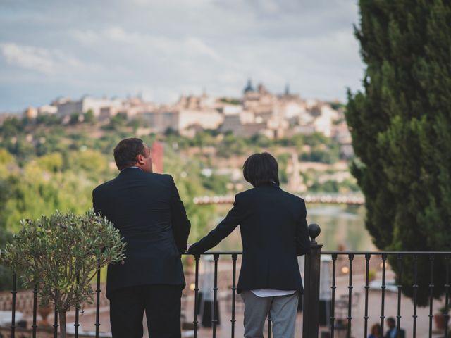 La boda de Roberto y Holly en Toledo, Toledo 275