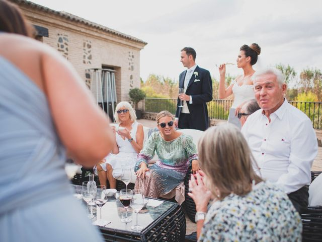 La boda de Roberto y Holly en Toledo, Toledo 278