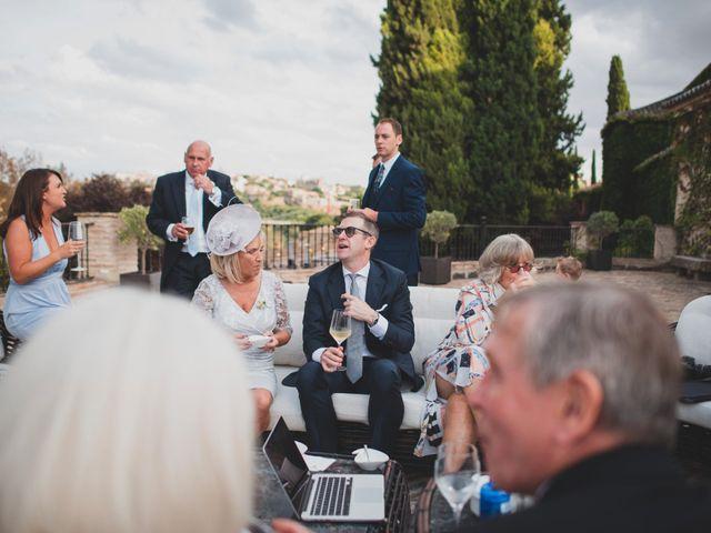 La boda de Roberto y Holly en Toledo, Toledo 279