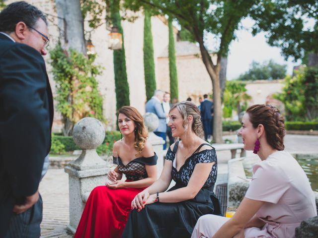 La boda de Roberto y Holly en Toledo, Toledo 292