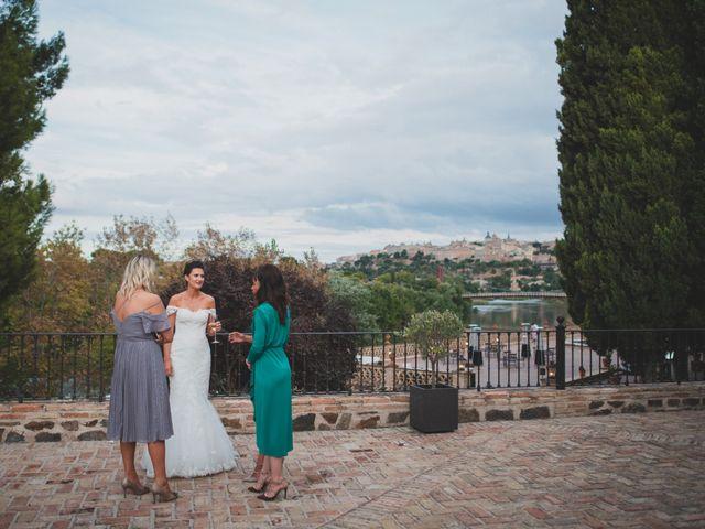 La boda de Roberto y Holly en Toledo, Toledo 321