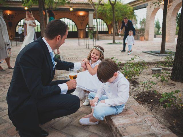 La boda de Roberto y Holly en Toledo, Toledo 328