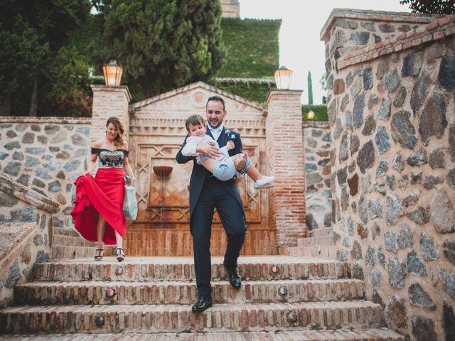 La boda de Roberto y Holly en Toledo, Toledo 342