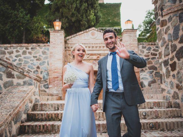 La boda de Roberto y Holly en Toledo, Toledo 343