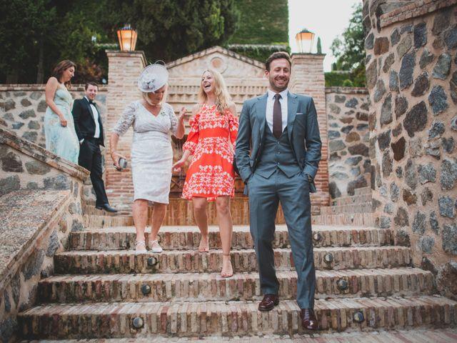La boda de Roberto y Holly en Toledo, Toledo 344